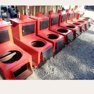 Угольный твердотопливный котел Сапог. Купить в интернет-магазине «Твердотопливные котлы» в Бишкеке